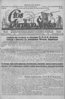 Głos Górnego Śląska, 1930, R. 10, nr 31