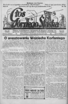 Głos Górnego Śląska, 1930, R. 10, nr 40