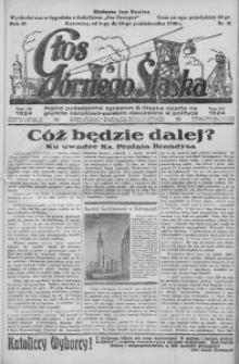 Głos Górnego Śląska, 1930, R. 10, nr 41