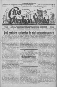 Głos Górnego Śląska, 1930, R. 10, nr 44