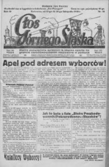 Głos Górnego Śląska, 1930, R. 10, nr 46