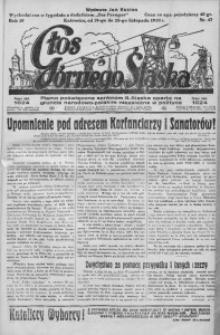 Głos Górnego Śląska, 1930, R. 10, nr 47