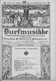 Durfmusikke, 1918, Jg. 5, Nr. 111