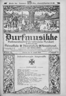 Durfmusikke, 1918, Jg. 5, Nr. 119