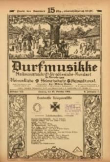 Durfmusikke, 1918, Jg. 6, Nr. 123