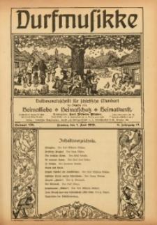 Durfmusikke, 1919, Jg. 6, Nr. 138
