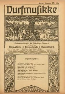Durfmusikke, 1919, Jg. 6, Nr. 142