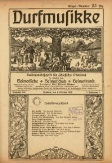 Durfmusikke, 1919, Jg. 7, Nr. 146