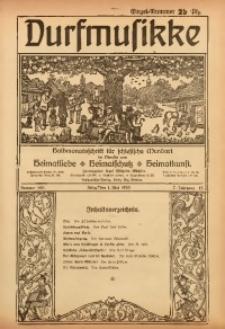 Durfmusikke, 1920, Jg. 7, Nr. 160