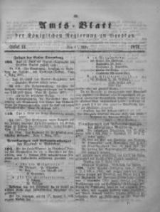 Amts-Blatt der Königlichen Regierung zu Breslau, 1871, Jg. 62, St. 11