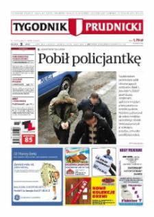 Tygodnik Prudnicki : prywatna gazeta lokalna gmin : Prudnik, Biała, Głogówek, Korfantów, Lubrza, Strzeleczki, Walce. R. 19, nr 3 (943) [942].