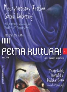 Pełna Kultura, 2016, nr5 (161)