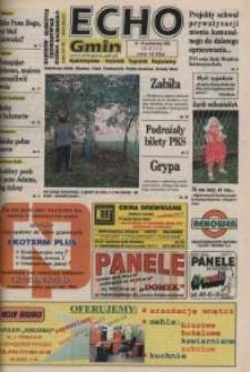 Echo Gmin : kędzierzyńsko-kozielski tygodnik regionalny 1999, nr 42 (111).