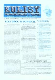 Kulisy przedsiębiorczości i polityki : Baborów, Branice, Głubczyce, Kietrz 2003, nr 2.