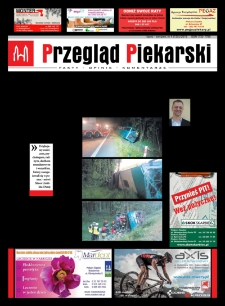 Przegląd Piekarski, 2015, nr4 (125)