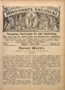 Misyonarz Katolicki, 1893, R. 3, nr 5