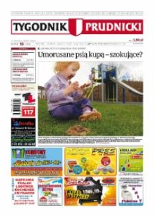 Tygodnik Prudnicki : prywatna gazeta lokalna gmin : Prudnik, Biała, Głogówek, Korfantów, Lubrza, Strzeleczki, Walce. R. 20, nr 10 (1002) [1001].
