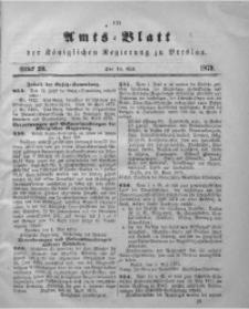 Amts-Blatt der Königlichen Regierung zu Breslau, 1873, Bd. 64, St. 20