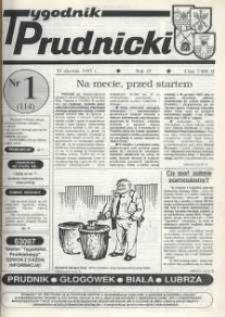 Tygodnik Prudnicki : gazeta lokalna. R. 4, nr 1 (114).