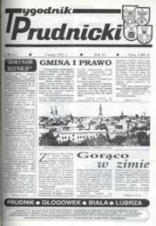 Tygodnik Prudnicki : gazeta lokalna. R. 4, nr 9 (122).