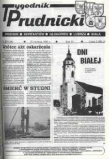 Tygodnik Prudnicki : gazeta lokalna. R. 4, nr 25 (138).