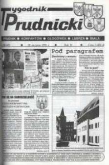 Tygodnik Prudnicki : gazeta lokalna. R. 4, nr 34 (147).