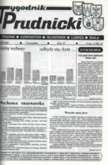 Tygodnik Prudnicki : gazeta lokalna. R. 4, nr 35 (148).