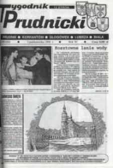 Tygodnik Prudnicki : gazeta lokalna. R. 4, nr 39 (152).