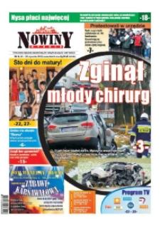 Nowiny Nyskie 2012, nr 4.