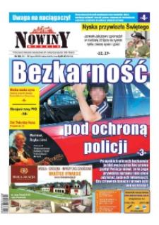 Nowiny Nyskie 2012, nr 30.