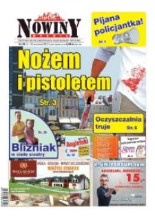 Nowiny Nyskie 2012, nr 36.