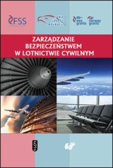 Zarządzanie bezpieczeństwem w lotnictwie cywilnym