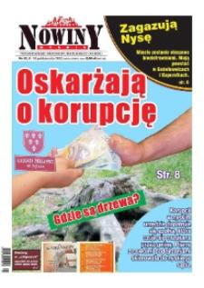 Nowiny Nyskie 2013, nr 41.