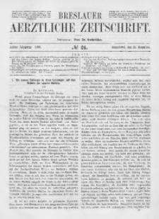 Breslauer Aerztliche Zeitschrift, 1886, Jg. 8, No. 24