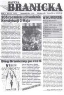 Gazeta Branicka. R. 2, nr 4-5 (7-8) [8-9].