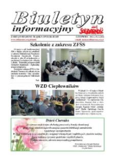 """Biuletyn Informacyjny """"Solidarność"""" 2016, nr 6 (385)."""