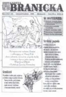 Gazeta Branicka. R. 2, nr 7 [9] (9) [12].