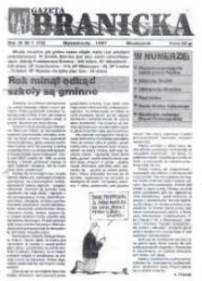 Gazeta Branicka. R. 3, nr 1 (10) [13].
