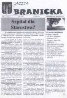 Gazeta Branicka. R. 3, nr 27 [26] [2].