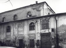 Brzeżany. Wielka synagoga lata 60. XX w.
