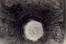 Brzeżany. Kopuła kaplicy zamkowej przed 1939 r.