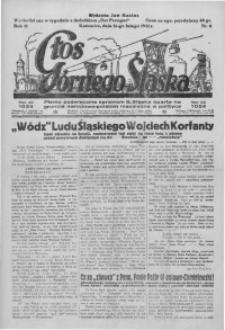 Głos Górnego Śląska, 1931, R. 11, nr 6