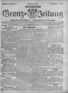 Oberschlesische Grenz-Zeitung, 1920, Jg. 48, Nr. 46