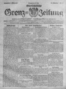 Oberschlesische Grenz-Zeitung, 1920, Jg. 48, Nr. 54