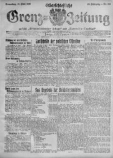 Oberschlesische Grenz-Zeitung, 1920, Jg. 48, Nr. 130