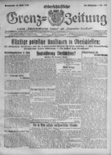 Oberschlesische Grenz-Zeitung, 1920, Jg. 48, Nr. 132