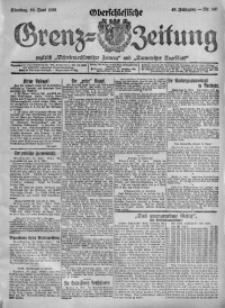 Oberschlesische Grenz-Zeitung, 1920, Jg. 48, Nr. 140