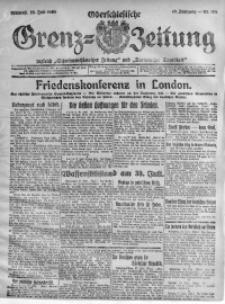 Oberschlesische Grenz-Zeitung, 1920, Jg. 48, Nr. 170
