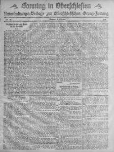 Sonntag in Oberschlesien, 1920, Nr. 10