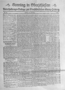 Sonntag in Oberschlesien, 1920, Nr. 22